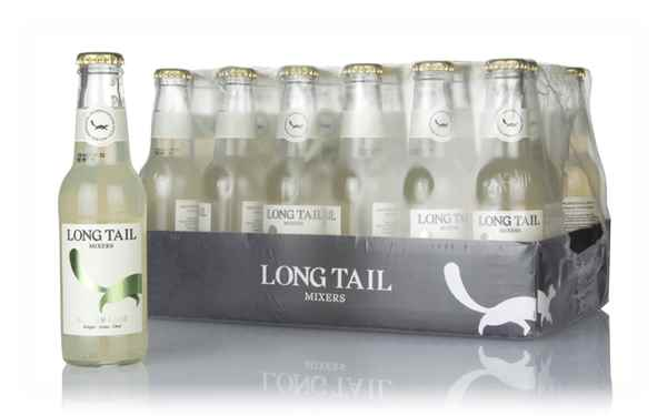 Long Tail Ginger Lime (24 x 200ml)
