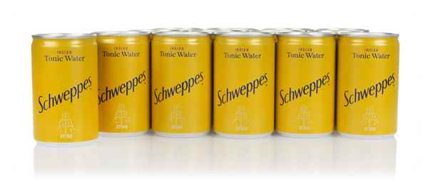 Schweppes Indian Tonic Water (24 x 150ml)