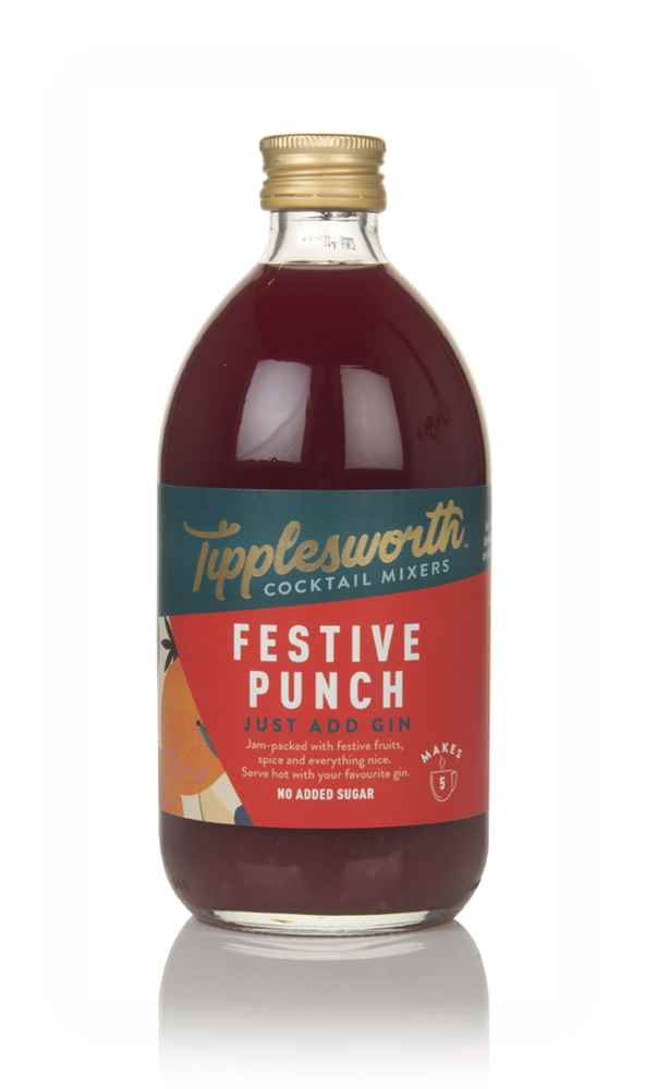 Tipplesworth Festive Punch Cocktail Mixer