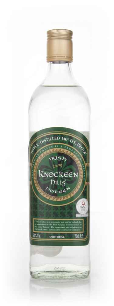 Knockeen Hills Irish Poteen Gold Strength