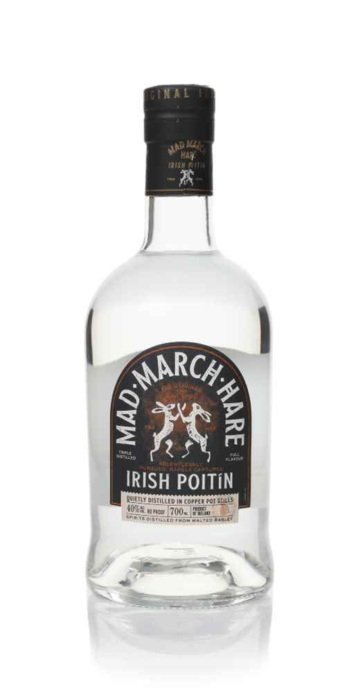 Mad March Hare Irish Poitín