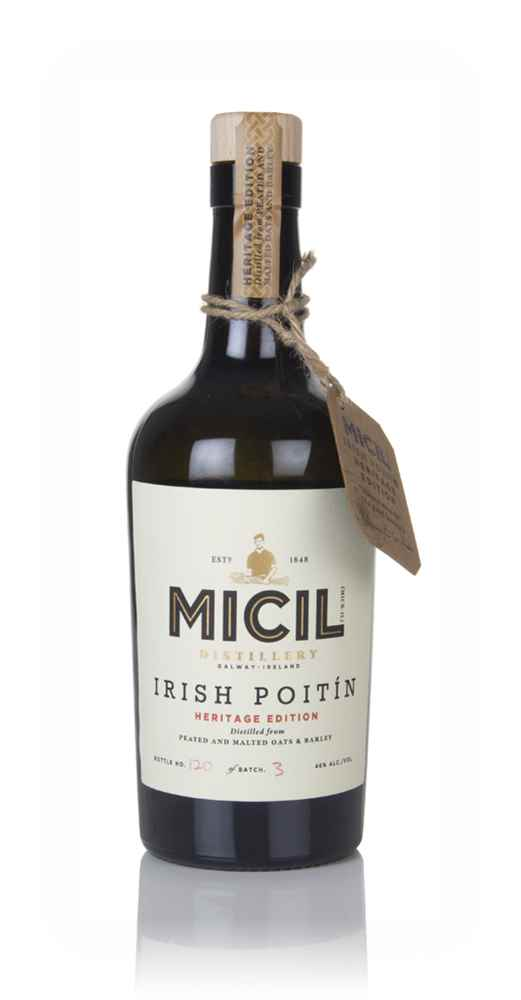 Micil Irish Poitín Heritage Edition