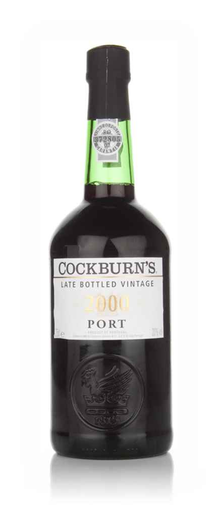 Cockburns 2000 LBV Port