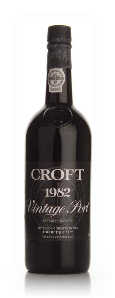 Croft 1982 Vintage Port