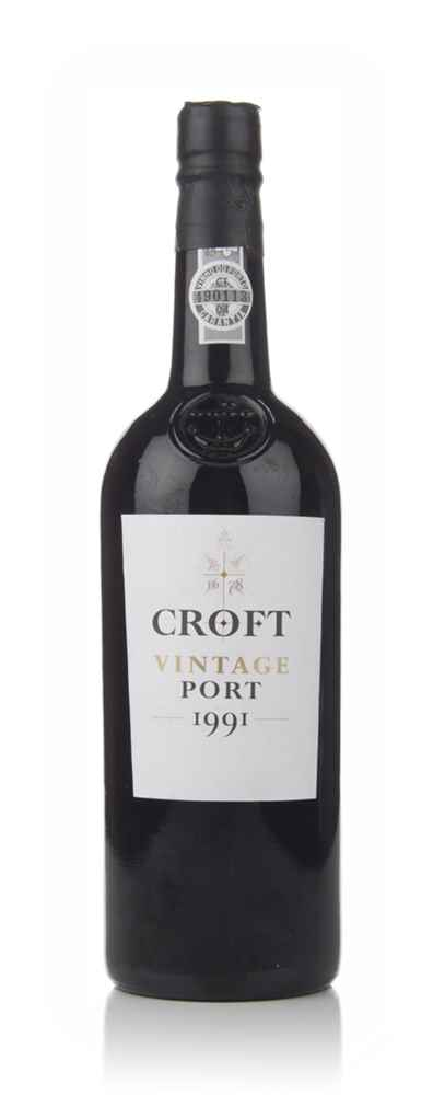 Croft 1991 Vintage Port