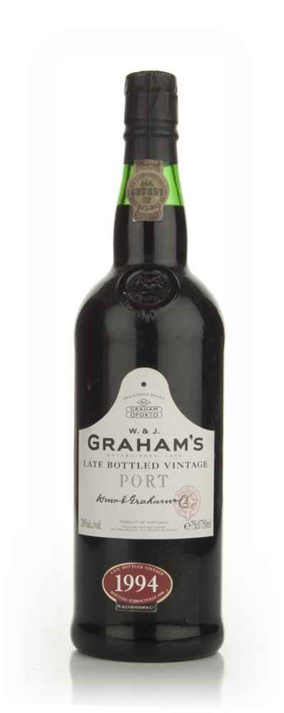 Graham's Late Bottled Vintage Port - 1994