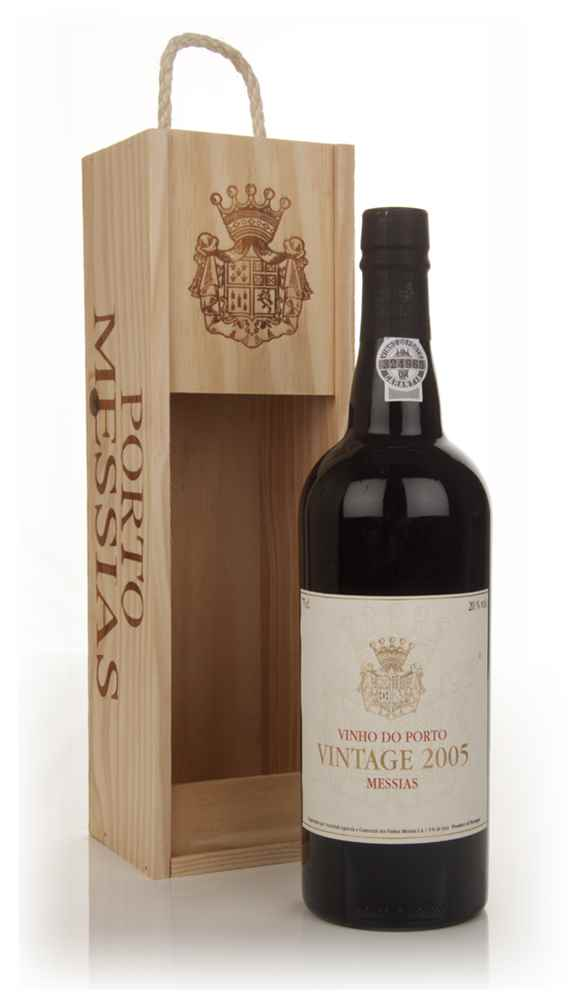 Messias Vintage 2005 Port