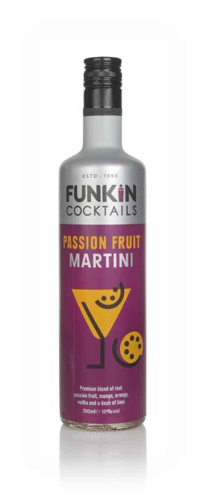 Funkin Cocktails - Passion Fruit Martini