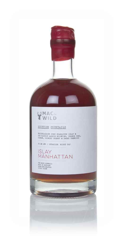 Mac & Wild Islay Manhattan