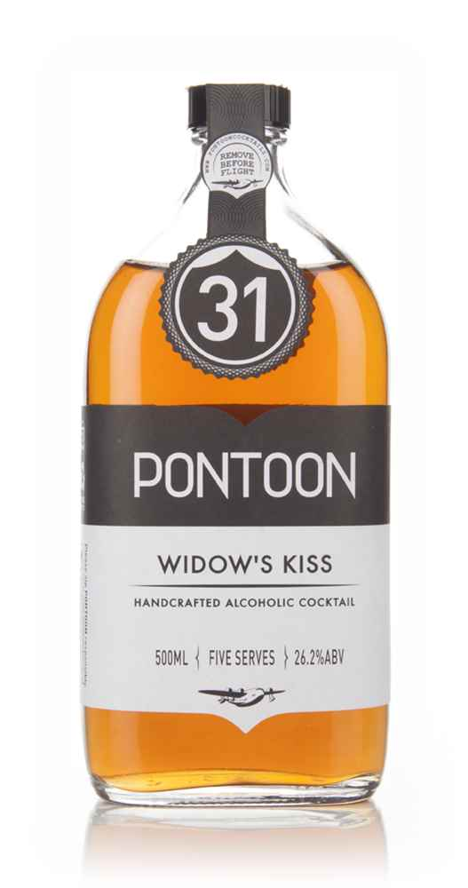 Pontoon No. 31 Widow's Kiss Cocktail