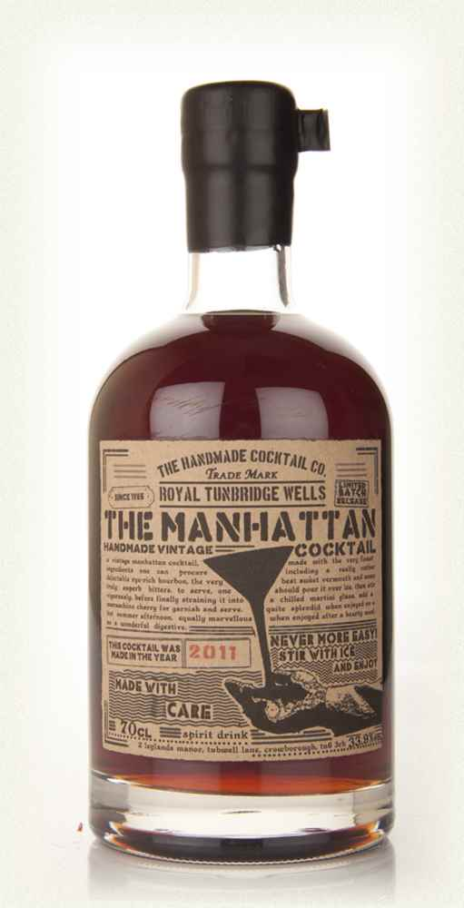 The Manhattan Cocktail 2011