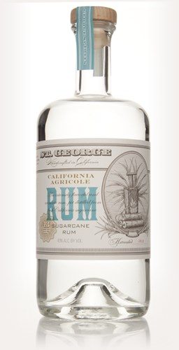 St. George California Agricole Rum (Harvested 2013)