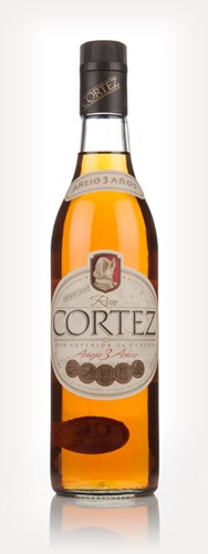 Ron Cortez Anejo 3 Year Old