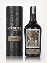 Diamond 15 Year Old 2001 Guyanese Rum - Kill Devil (Hunter Laing)