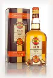 South Pacific 12 Year Old - Cask Strength (WM Cadenhead) 3cl Sample