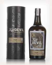 South Pacific 14 Year Old 2002 Fijian Rum - Kill Devil (Hunter Laing)