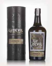 Worthy Park 10 Year Old 2006 Jamaican Rum - Kill Devil (Hunter Laing)
