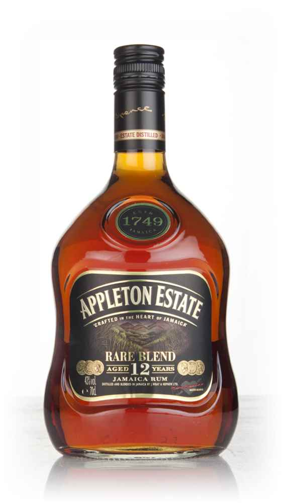 Appleton Estate 12 Year Old Rare Blend