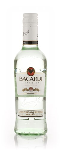 Bacardi Superior 35cl