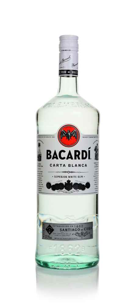 Bacardi carta blanca rum the whisky exchange pictures to