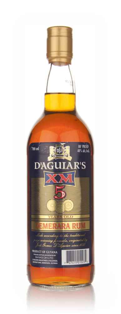 XM 5 Year Old D'Aguiar's