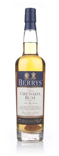 Grenada 8 Year Old Rum (Berry Bros & Rudd)