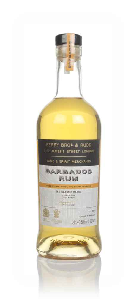 Berry Bros. & Rudd Barbados - The Classic Rum Range