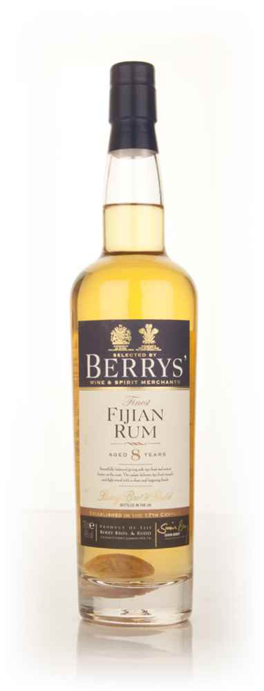 Fijian 8 Year Old Rum - (Berry Bros. & Rudd)