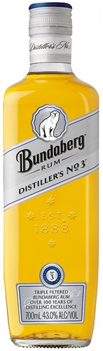 Bundaberg Distiller's No. 3