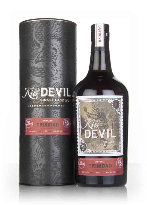Caroni 18 Year Old 1998 Trinidadian Rum - Kill Devil (Hunter Laing) (65.5%)
