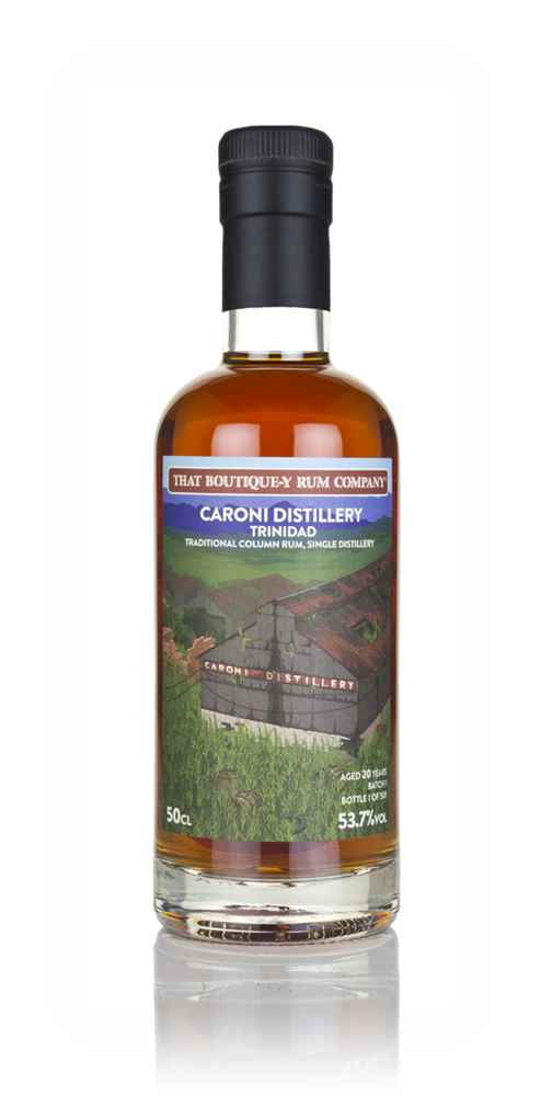 Caroni 20 Year Old - Batch 1 (That Boutique-y Rum Company)