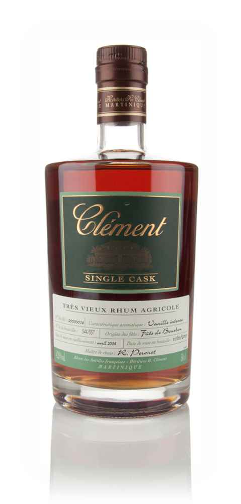 Clément 11 Year Old 2004 (cask 20030074) - Single Cask