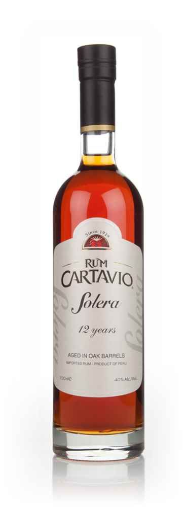 Ron Cartavio Solera 12 Year Old