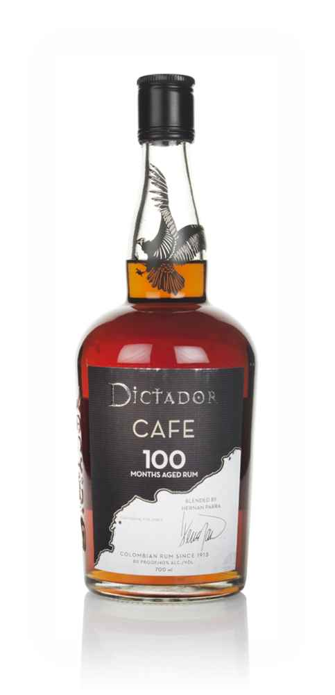 Dictador 100 Months Aged Cafe Rum
