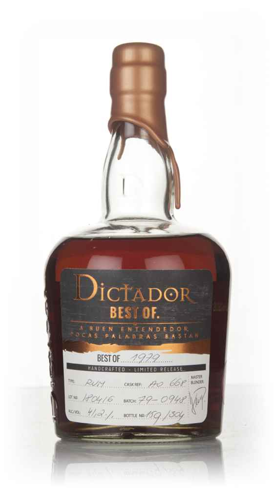 Dictador Best of 1979 (41.8%)