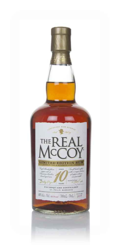The Real McCoy 10 Year Old Limited Edition