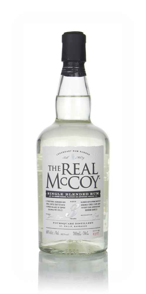 The Real McCoy 3 Year Old Single Blended Rum