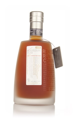 Renegade Guadeloupe Gardel 11 Year Old 1998 - Château Latour Cask Finish