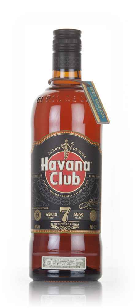 Havana Club Añejo 7 Year Old