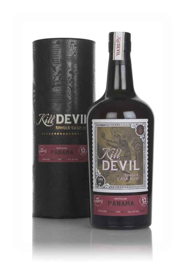 Panama Rum 13 Year Old 2006 - Kill Devil (Hunter Laing)