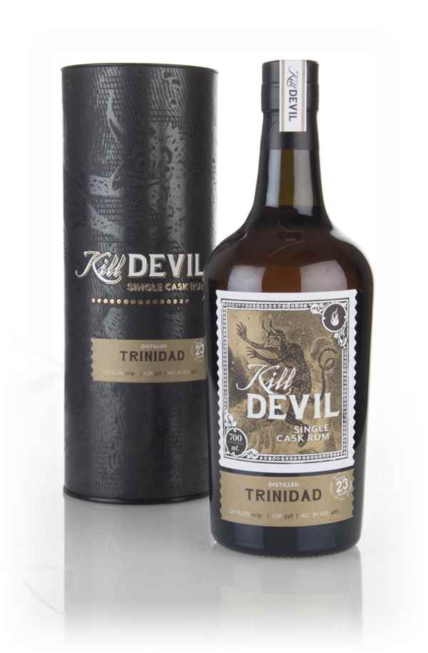 Trinidad Rum 23 Year Old 1991 - Kill Devil (Hunter Laing)