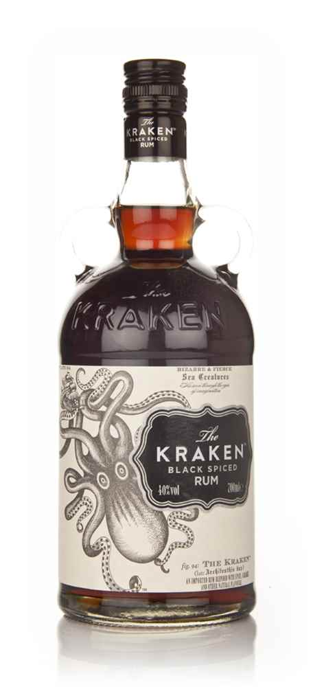 The kraken black spiced rum master of malt - Kraken rum pictures ...
