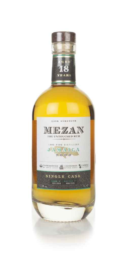 Long Pond 18 Year Old 2000 - Single Cask (Mezan)