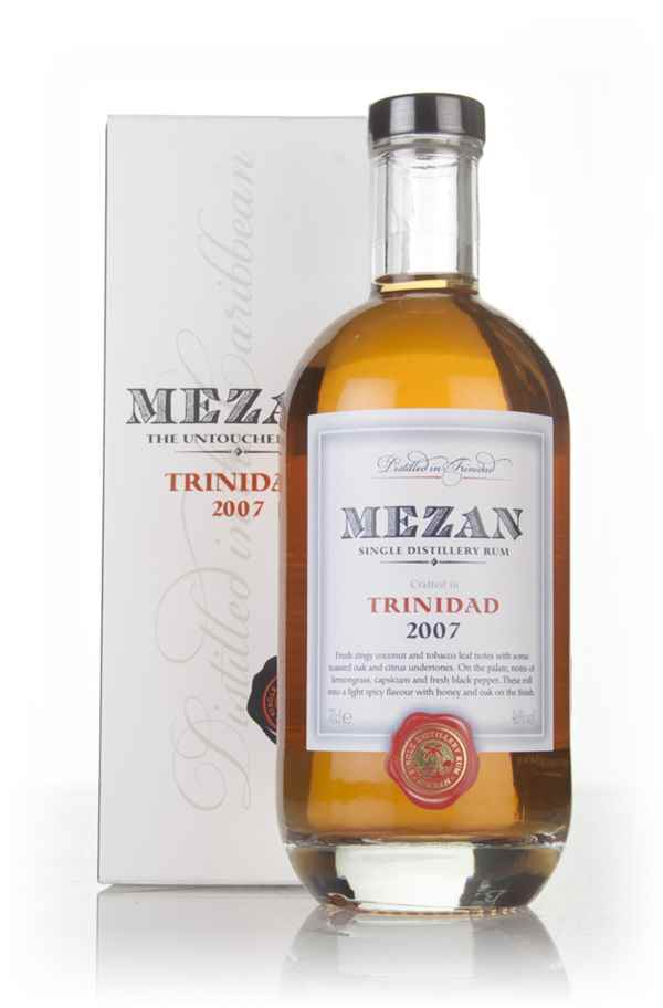 Mezan Trinidad 2007 Rum (bottled 2017)