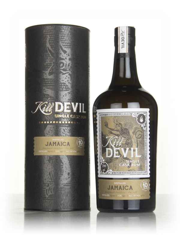 Monymusk 10 Year Old Jamaican Rum - Kill Devil (Hunter Laing)