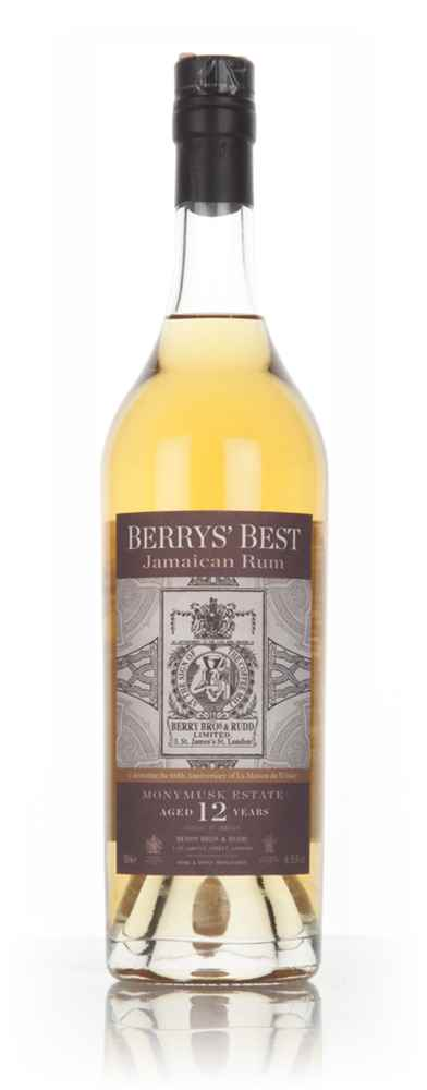 Monymusk 12 Year Old - Berry's Best (Berry Bros. & Rudd) (La Maison du Whisky 60th Anniversary)