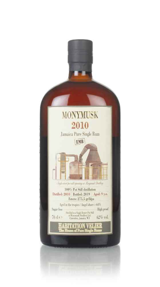 Monymusk 9 Year Old 2010 - Habitation Velier