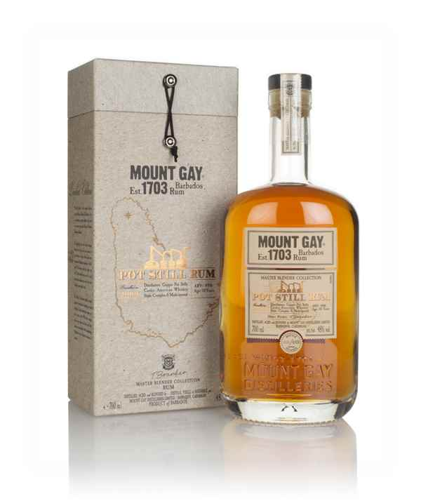 Mount Gay Pot Still Rum - The Master Blender Collection