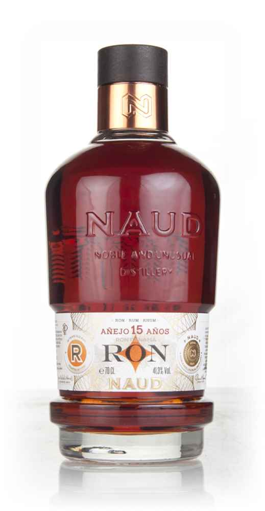 NAUD 15 Year Old Rum