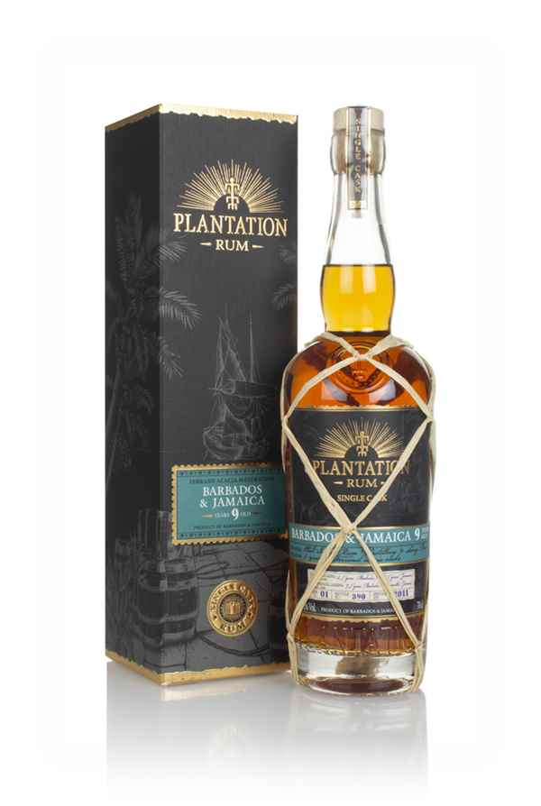 Plantation Barbados & Jamaica 9 Year Old - Single Cask